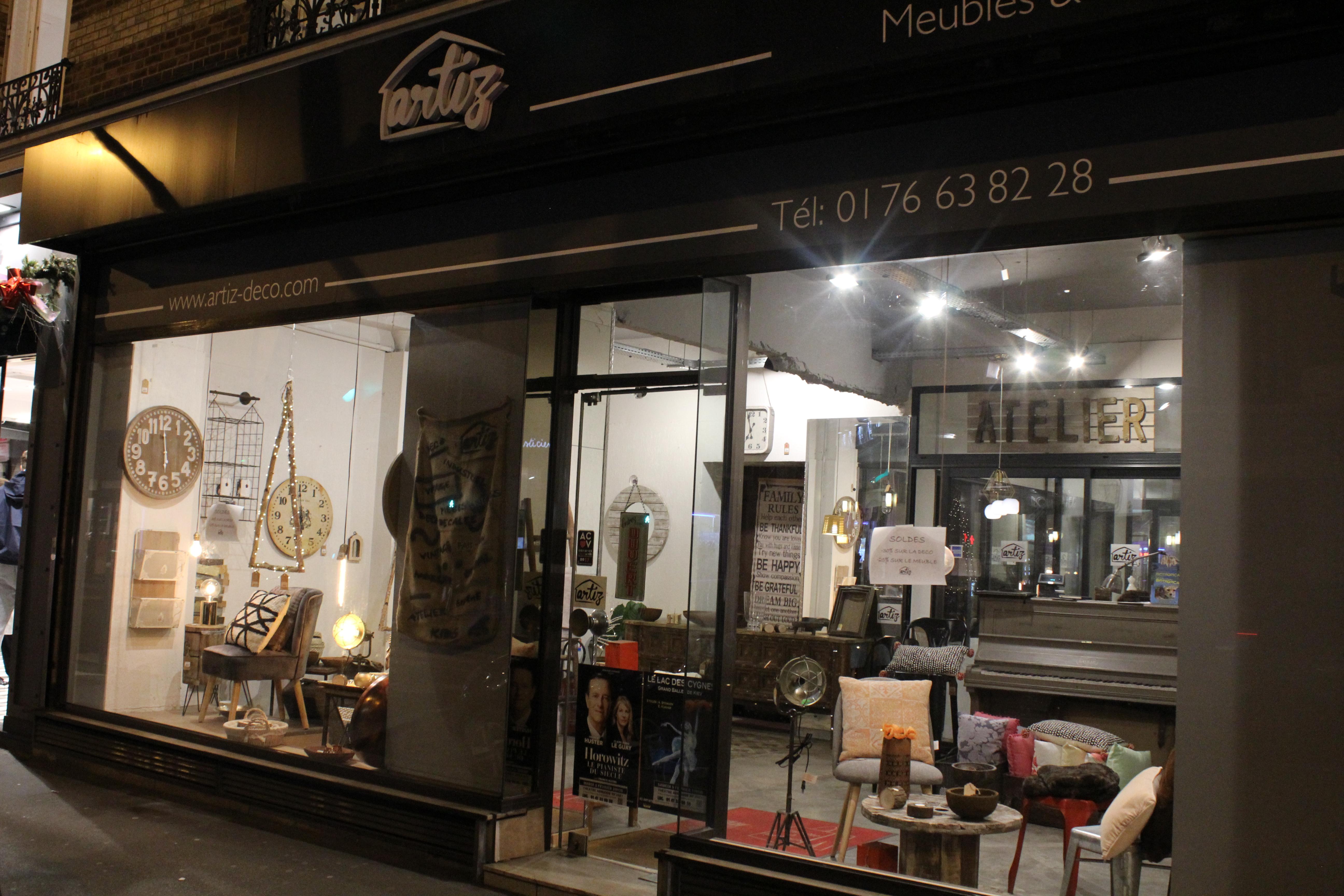Boutique Déco Asnières
