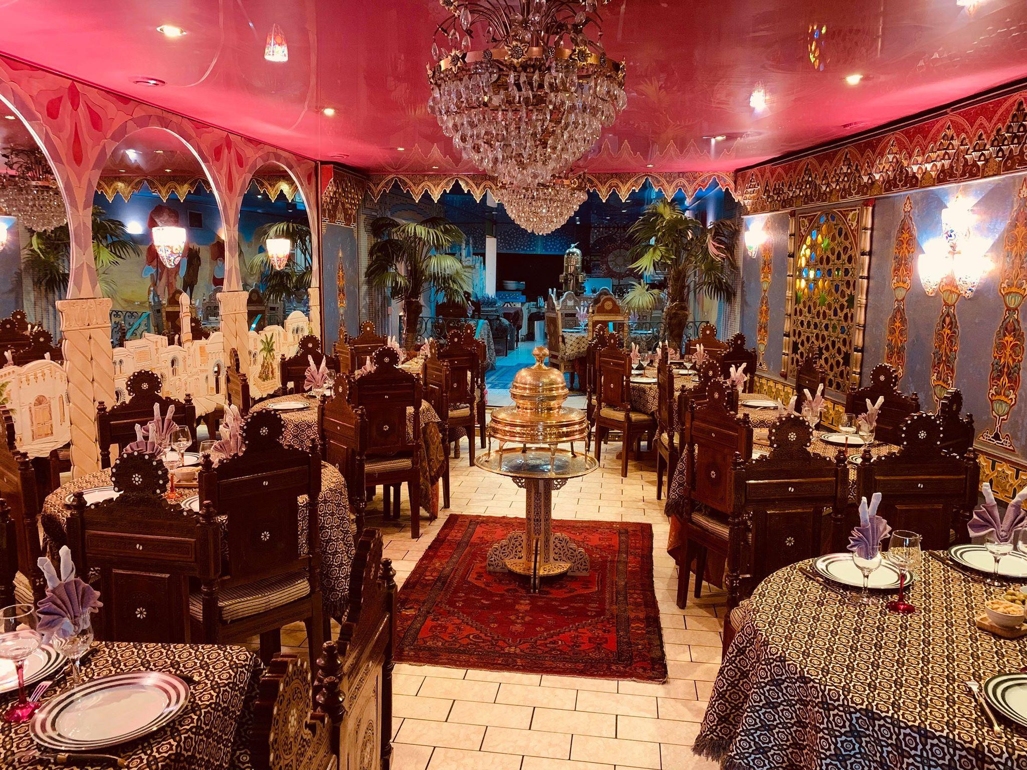 Restaurant à Bruay-la-Buissière