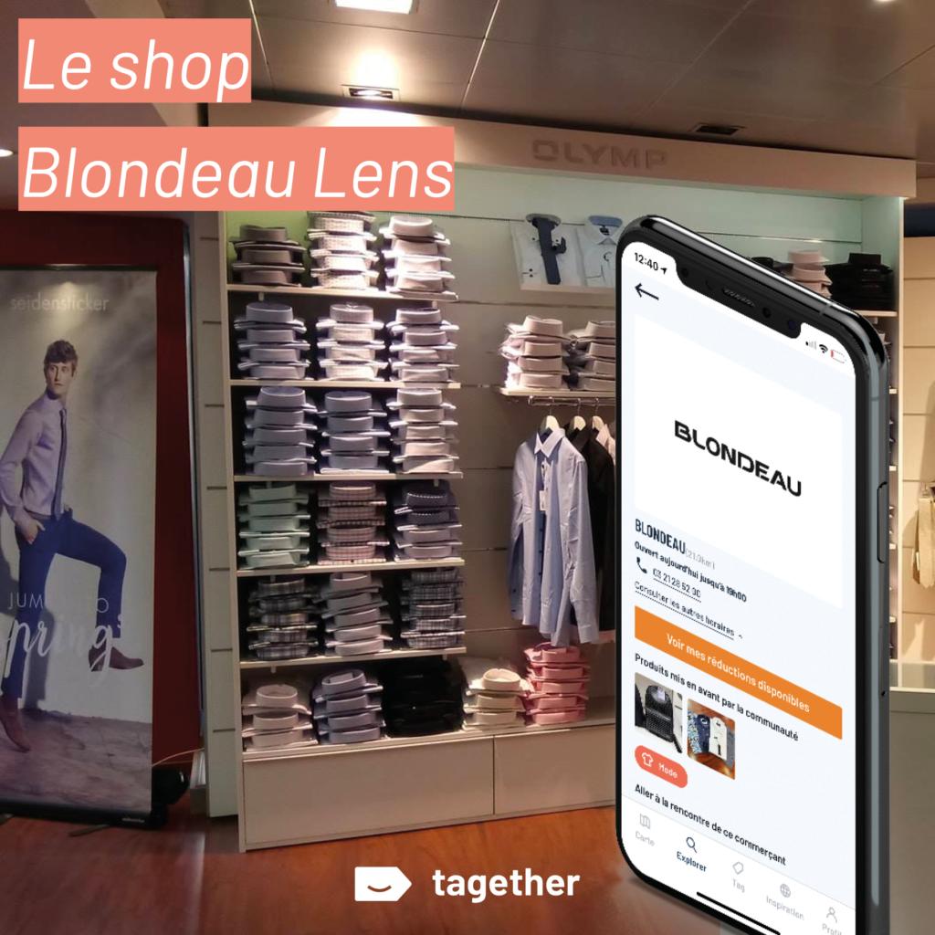 blondeau lens