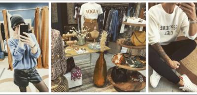Style et look proposés par la boutique Intempor'elle.