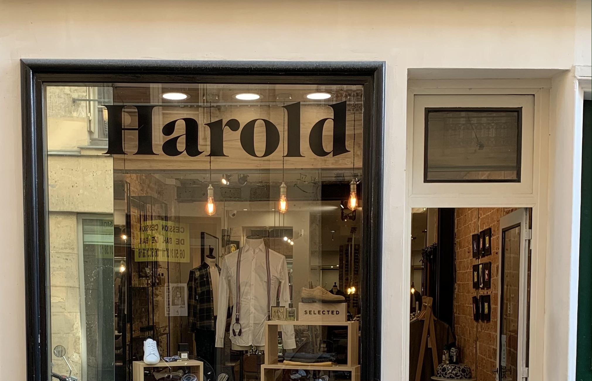 Harold Le Marais