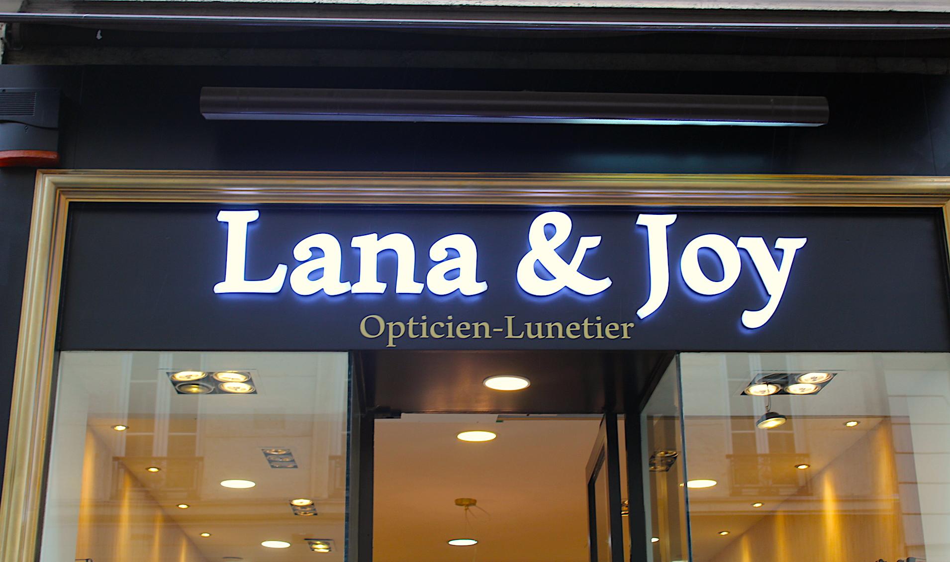 Lana & Joy