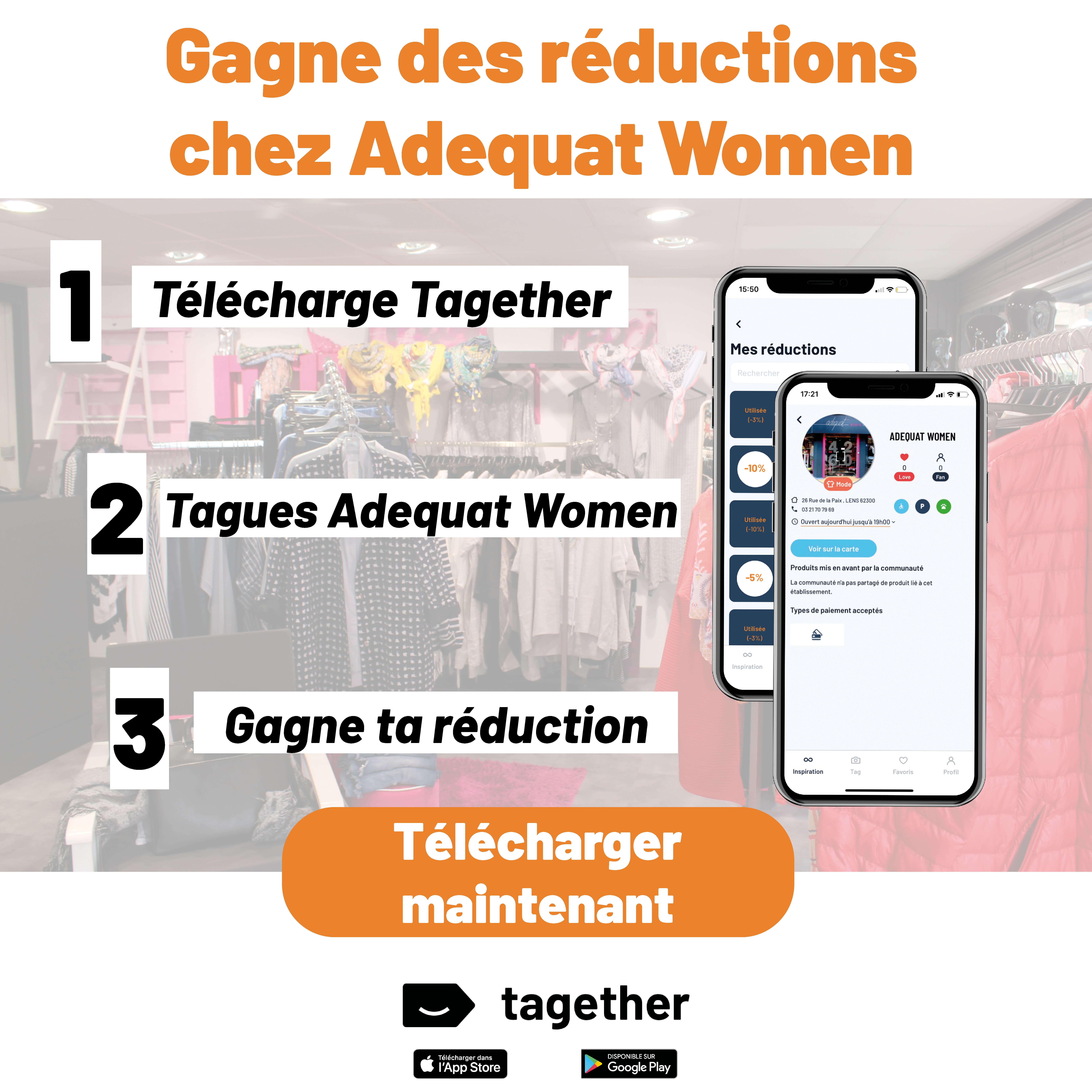 Adequat Women Lens