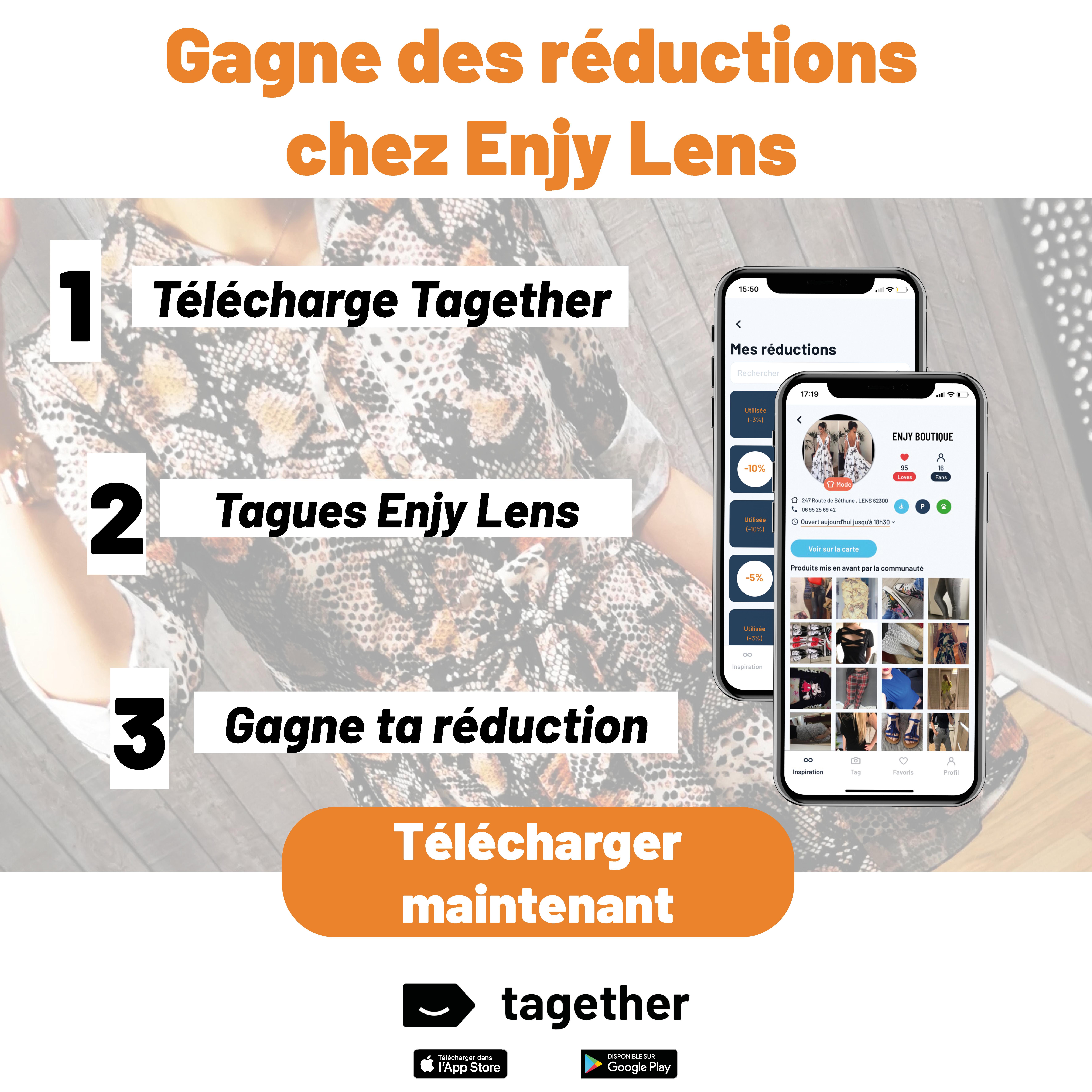 Enjy Lens