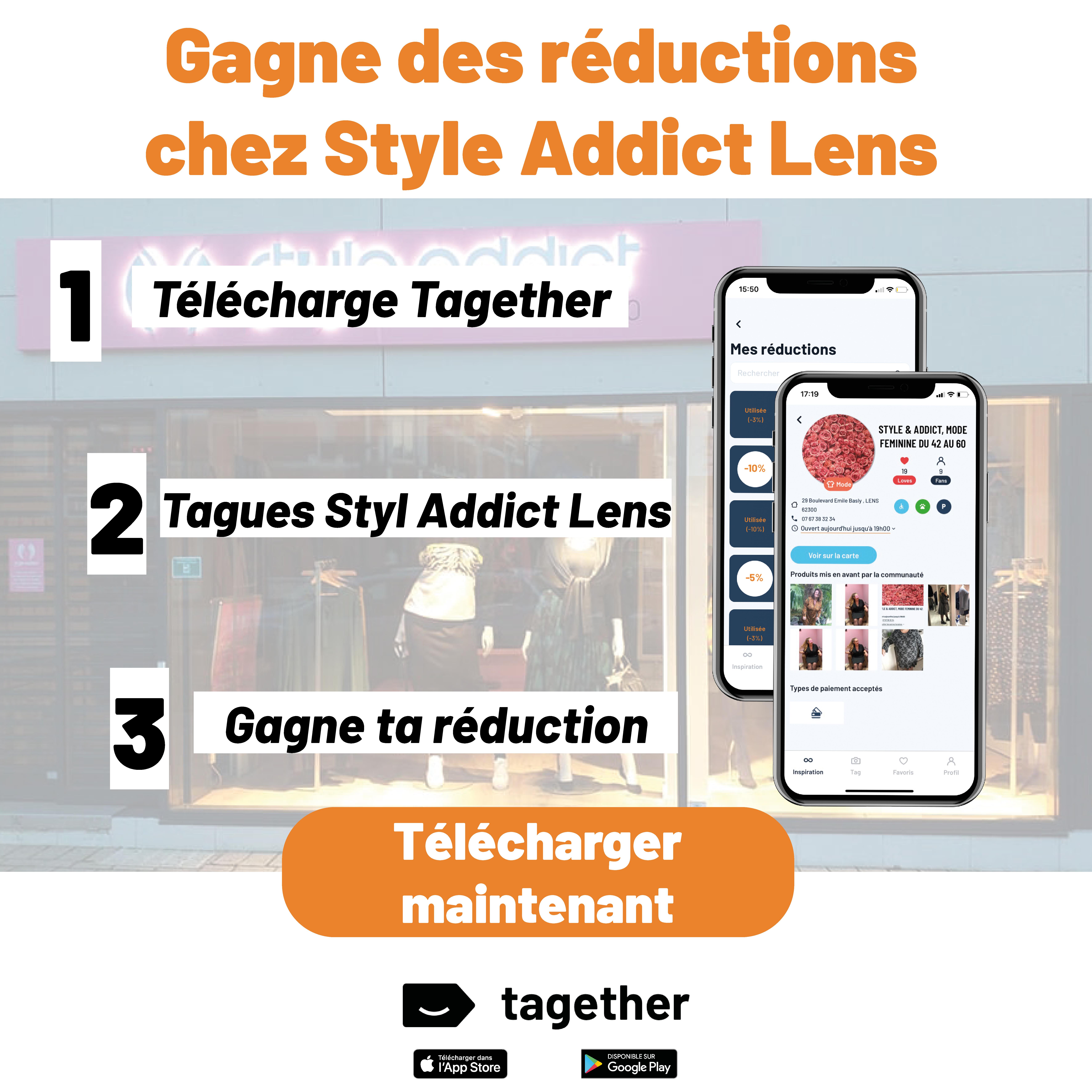 Style Addict lens