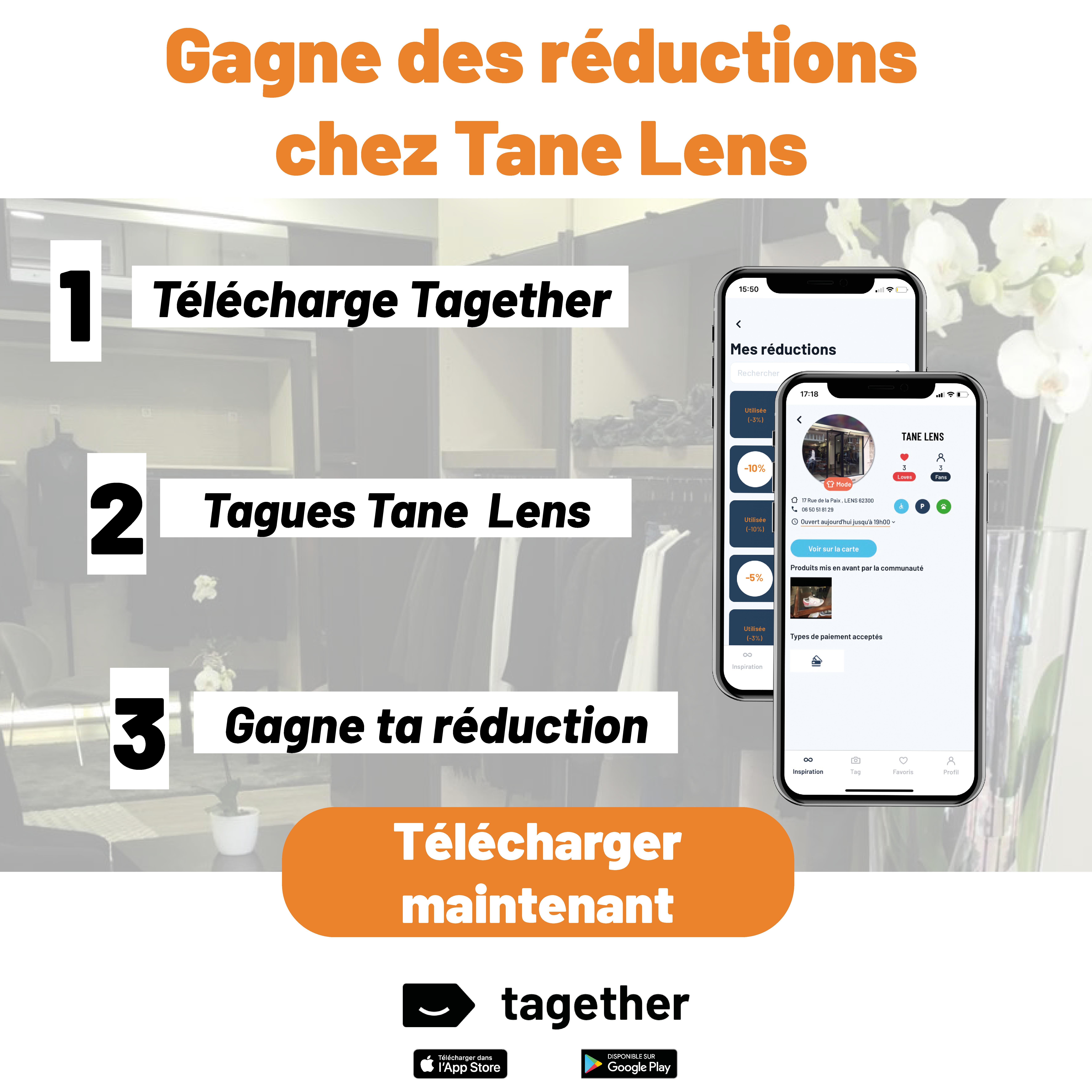 Tane Lens