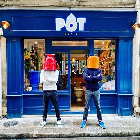 pot paris
