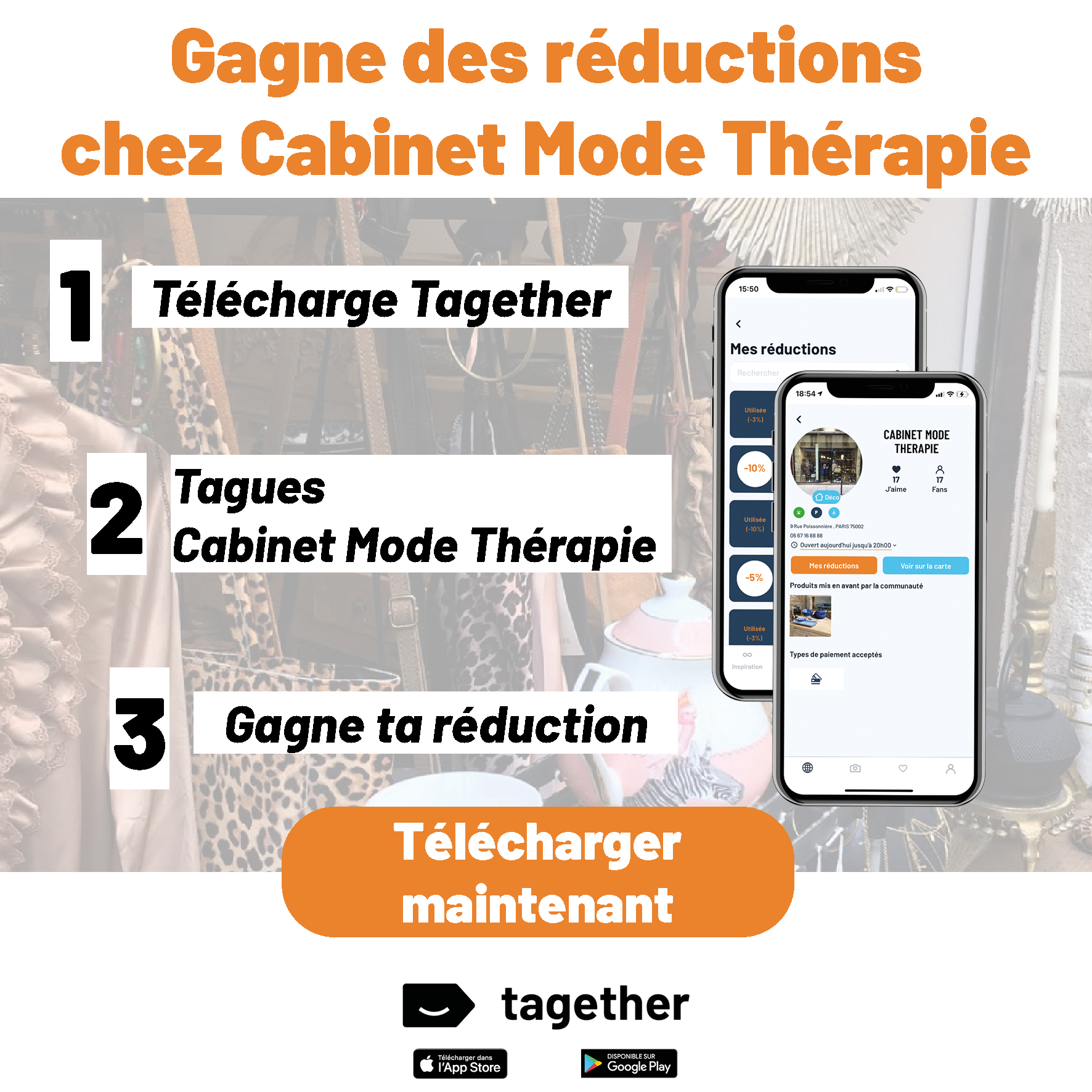 Cabinet Mode Thérapie